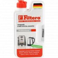 Жидкий очиститель накипи «Filtero» 250 мл.