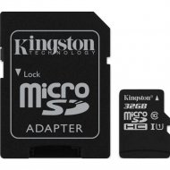 Карта памяти «Kingston» SDCS/32GB.