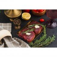 Полуфабрикат стейк из говядины «Пряный» 210, 2 шт.