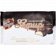 Зефир глазированный «Знак Вкуса» классический, 420 г.