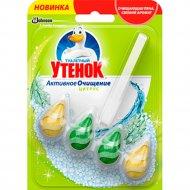 Подвесной очиститель для унитаза «Туалетный Утенок» цитрус, 38.6 г.