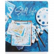 Тетрадь «Стиль. Still life» клетка, 48 л.