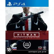 Игра для кансоли «WB Interactive» Hitman: Definitive Edition, 1CSC20003503