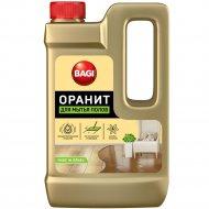 Средство для мытья полов «Bagi» Оранит, 550 мл