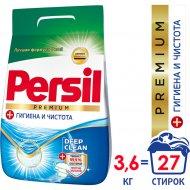 Стиральный порошок «Persil» Premium для белого белья, 3.65 кг.