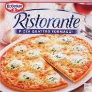 Пицца Ristorante «Dr.Oetker» 4 вида сыра, глубокой заморозки, 340 г