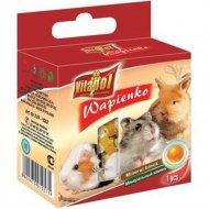 Минеральный камень «Vitapol» для грызунов и кроликов, апельсин, 40 г.