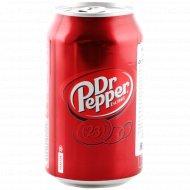 Напиток сильногазированный «Dr. Pepper» 330 мл.