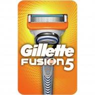 Мужская бритва «Gillette» Fusion с 1 сменной кассетой.