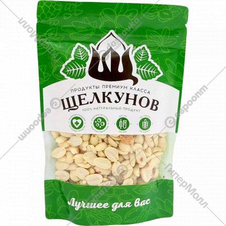 Арахис «Щелкунов» жарено соленый, 120 г.