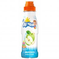 Напиток сокосодержащий «Вода и сок» из яблок, 0.3 л.