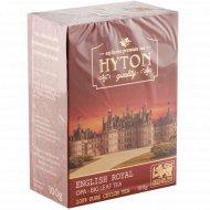 Чай черный «Hyton» английский королевский, 100 г.