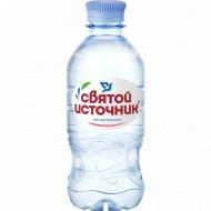 Вода питьевая «Святой Источник» негазированная, 0.33 л.