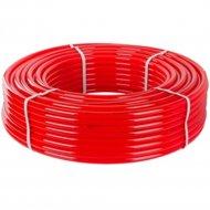 Труба «РосТурТрейд» PE-RT для теплого пола 16(2,0) бухта 100м красная.