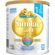 Смесь «Similac Gold 1» 0+, 400 г.