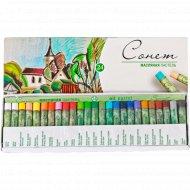 Набор масляной пастели «Сонет» 24 цвета.
