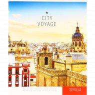 Тетрадь «Путешествия» Венеция, клетка, 48 листов.