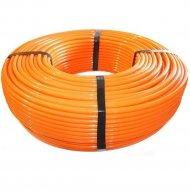 Труба «РосТурТрейд» PE-Xa для теплого пола 16х2.0 EVOH 200м оранжевая.