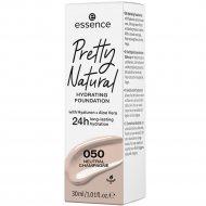 Основа тональная «Essence» Pretty Natural hydrating foundation 050,30мл