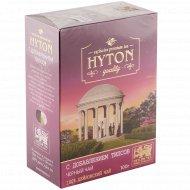 Чай черный байховый «Hyton» с добавлением типсов, 100 г.