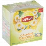 Напиток травяной «Lipton» calming camom, 20 Х 0.7 г.
