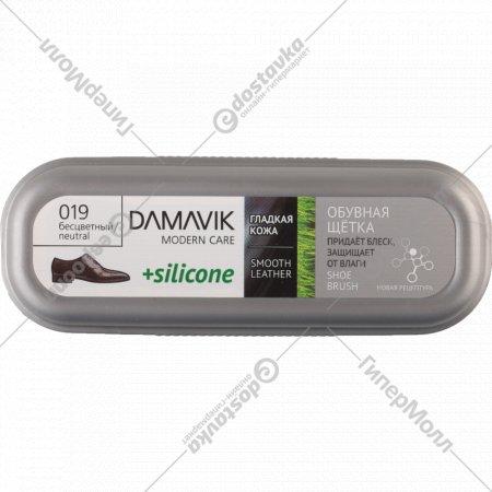 Щетка обувная «Damavik» бесцветная.