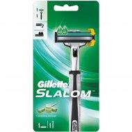 Бритва «Gillette» Slalom с 1 сменной кассетой