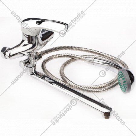 Смеситель для ванны «Омега» 3307-4/10.