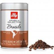 Кофе в зернах «Illy» Арабика селекшн, Бразилия, 250 г.