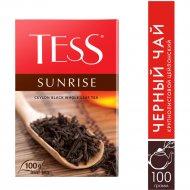 Чай «Tess» чёрный байховый 100 г.