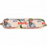 Сыр плавленый «Гомельчанка» 40%, 1 кг, фасовка 0.45-0.55 кг