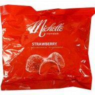Мармелад желейный «Michelle» со вкусом клубники, 300 г.