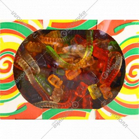 Мармелад жевательный «Фруктовые фигурки» микс, 1 кг.