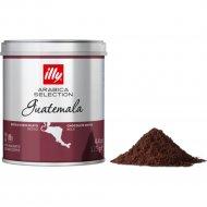 Кофе молотый «Illy» Арабика селекшн, Гватемала, 125 г.