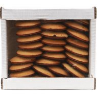 Печенье сдобное «Лорд Боленброк» с начинкой вишня, 550 г.