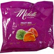 Мармелад желейный «Michelle» со вкусом фруктов, 250 г.