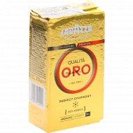 Кофе молотый «Lavazza» qualita oro, 250 г.