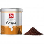 Кофе молотый «Illy» Арабика селекшн, Эфиопия, 125 г.