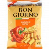 Чипсы «Bon Giorn» Сицилийская паприка, 70 г.