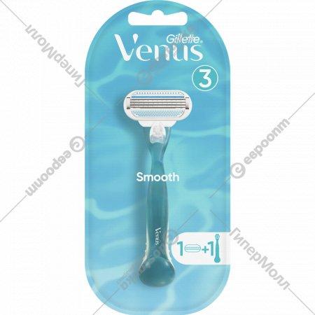 Женская бритва «Gillette Venus» + Сменная кассета 1 шт.