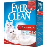 Наполнитель «Ever Clean Multiple Cat» 10 л.
