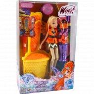 Кукла «Winx club» волшебный трон.