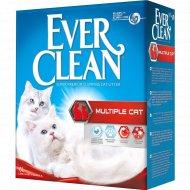Наполнитель комкующийся «Ever Clean» Multiple Cat, 6 л.