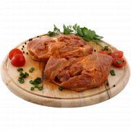 Полуфабрикат «Стейк из голени индейки» медовый, охлажденный, 1 кг., фасовка 0.64-0.84 кг