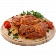 Стейк из голени индейки «Медовый» охлажденный, 1 кг., фасовка 0.5-0.6 кг