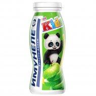 Напиток кисломолочный «Имунеле» for Kids, яблоко-банан, 1.5%, 100 г.