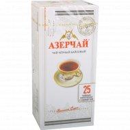 Чай черный «Азерчай» 25 пакетиков.