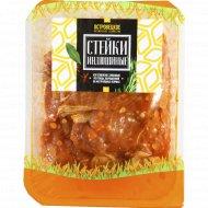 Стейк из голени индейки «По-изобелински» охлаждённый, 1 кг., фасовка 0.498-0.8 кг