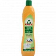 Чистящее молочко «Frosch» апельсин, 500 мл.