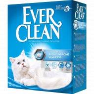 Наполнитель комкующийся «Ever Clean» Extra Strong, 6 л.